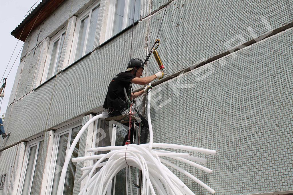 Мастика для герметизации швов на крыше